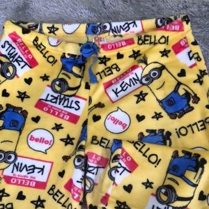 Other - Despicable me — Kevin pj bottoms